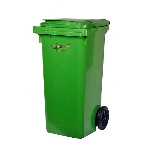 DUMPO Two wheeled HDPE Injection Molded Bins