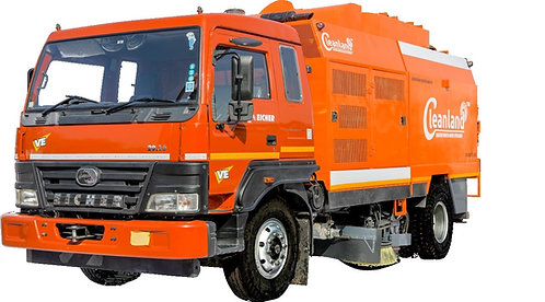 Cleanland VS-Shakti-6000 Truck Mounted Sweeping Machine
