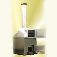 Free Burning Waste Incinerator