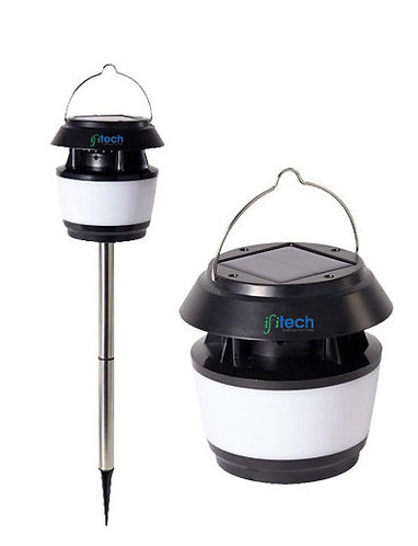 IFITech Solar Lawn Lamp with Mosquito Repellent