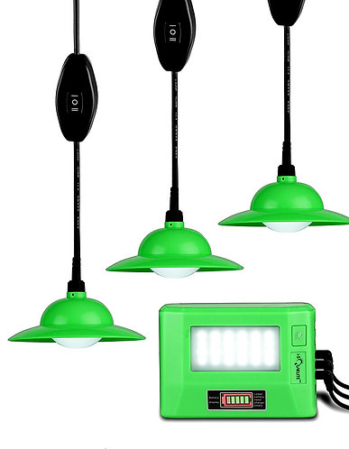 i-Solarlite Solar Home Lighting System