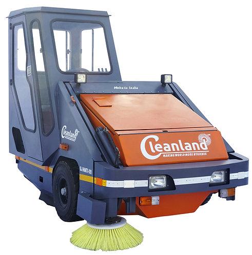 Cleanland GL-Shakti-009 Premium Self Propelled Road Sweeping Machine
