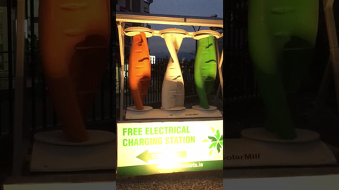 Free Electrical Charging Station