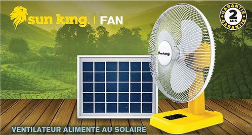 SUN KING™ SOLAR POWERED FAN