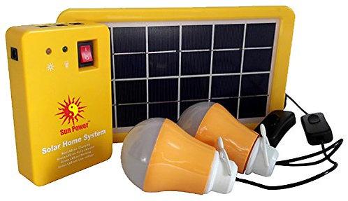 Generic Sun Power Solar Home Lighting System