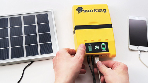 SunKing Home Energy System