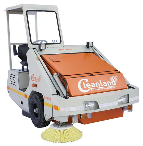 Cleanland GL-Shakti-009 Champion Self Propelled Road Sweeping Machine