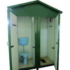 Bio-Toilets insulated with PUF