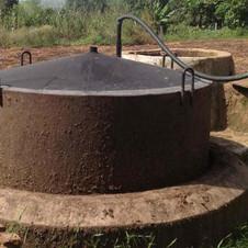 Floating Drum Bio Gas Plant
