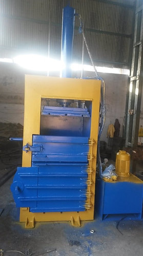 Vertical Compactor / Bailing Machine 40T - O-Frame Type