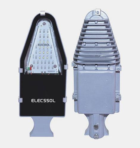Solar Street Light Luminary - Techno Small 6W-30W