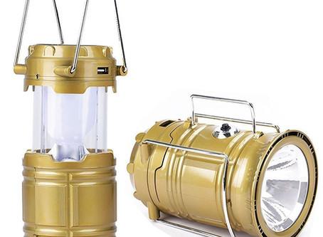 Top 5 Solar Lanterns on sale NOW