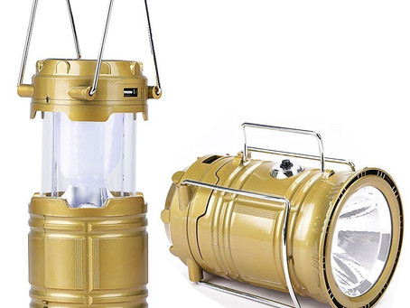 Top 5 Solar Lanterns on sale NOW