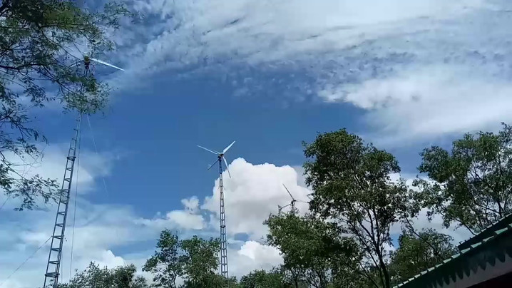 3 units of 5KW Wind Energy Generators for the Forest Department, Haldwani International Zoo & Safari, Haldwani