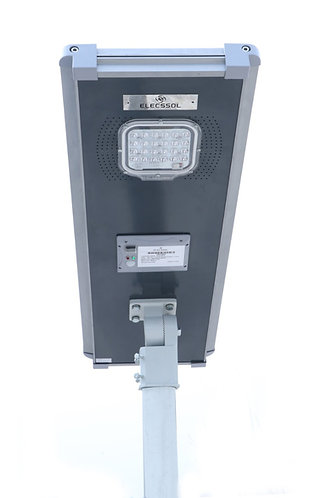 Monocrystalline All in One Solar Street Light
