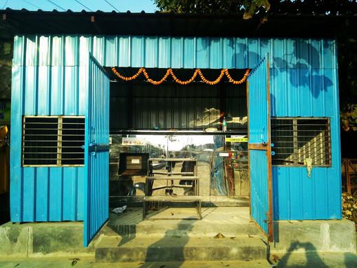 Compost24-200 Automated Machine at Nagar Nigam Kashipur