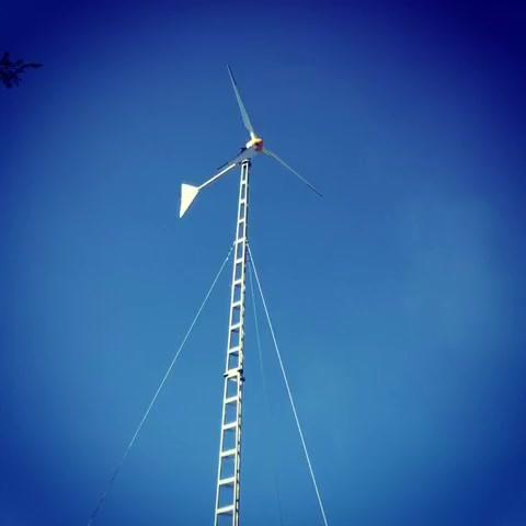Wind Energy Generators for the Forest Department, Haldwani International Zoo & Safari, Haldwani