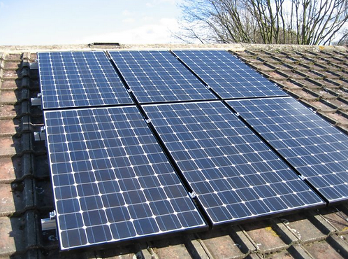 Solar PV Panel (Polycrystalline)