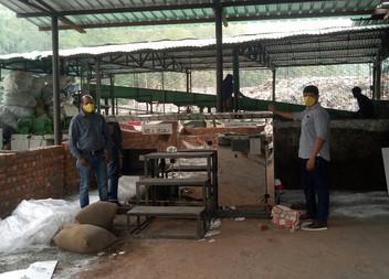 Compost24-100, Muni Ki Reti