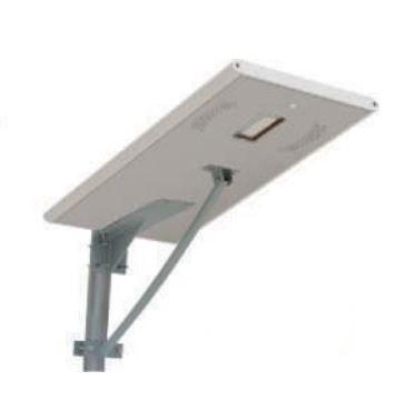 All-In-One DOLPHIN 20W-30W Solar Street Light
