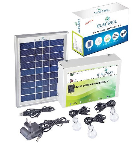 Savera Solar Home Lighting System