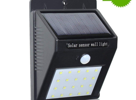 Top 5 Solar Motion-activated Security Lights on sale NOW