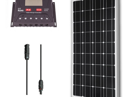 Best 100W Monocrystalline Solar PV Panels on sale NOW