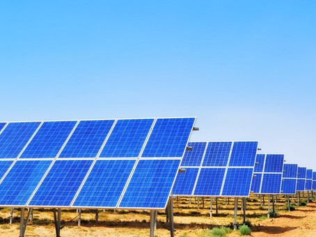 KUSUM scheme for solar uptake by farmers