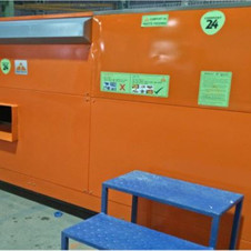Compost24 200 Automated Machine at St. Georges College, Mussoorie