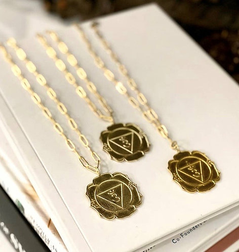 Om Pendant Necklace