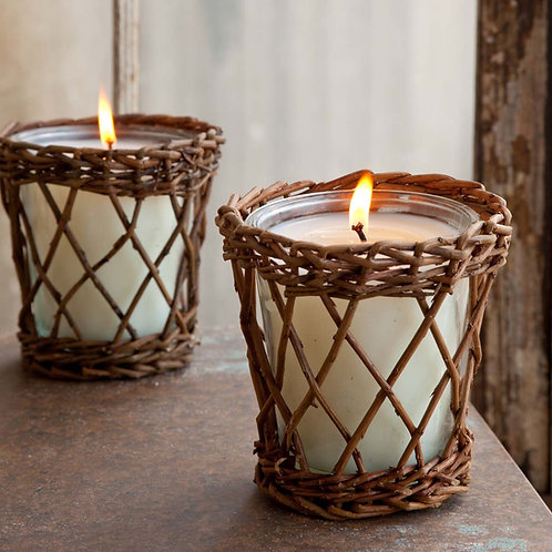 Grace & Gardenia Willow Candle