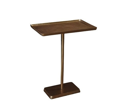 Buren Side Table - BRASS