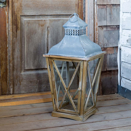 Tudor Revival Lantern