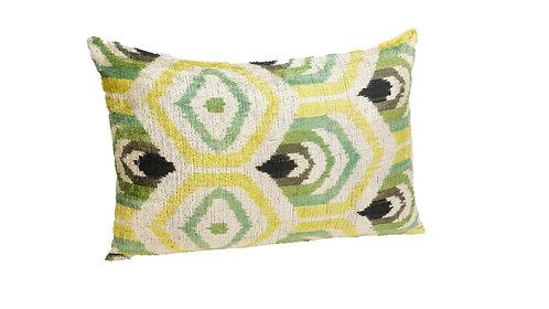 Ronchi Lima - IKAT Silk/Velvet Pillow