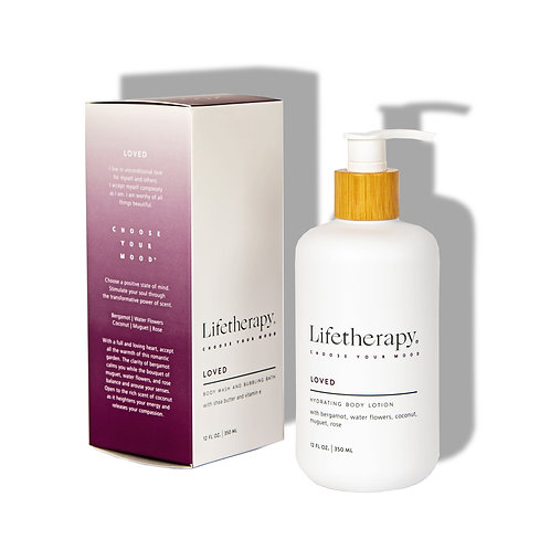 Loved Hydrating Body Lotion