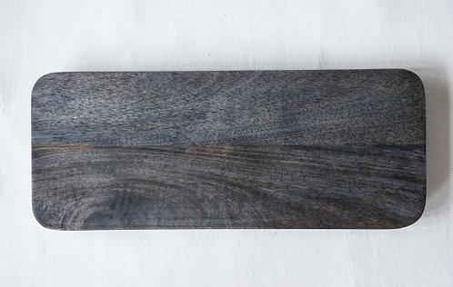 Mango Wood Cutting Board with Metal Legs