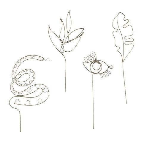 Plant Stick - Eye