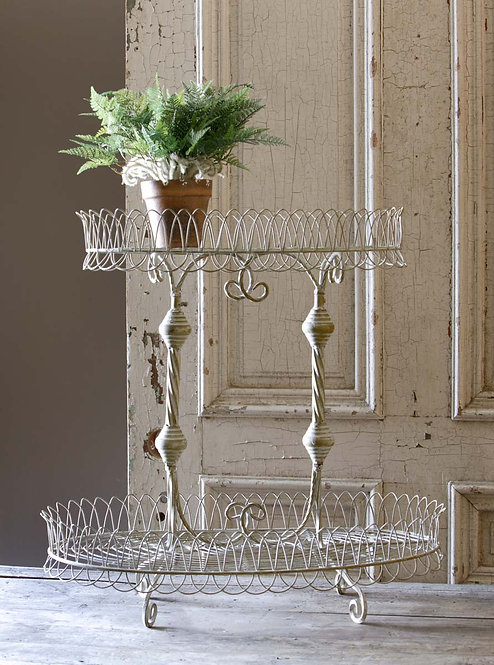 French Wire Stand