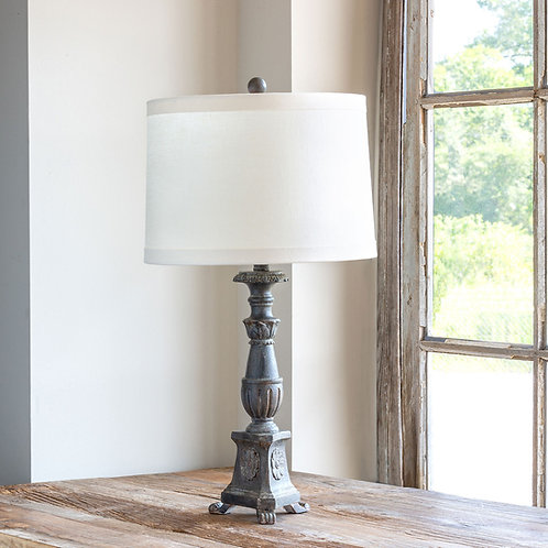 French Style Candlestick Lamp
