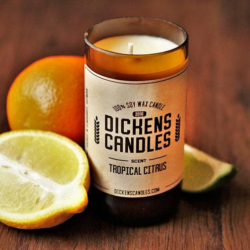 Dickens Candles - Tropical Citrus