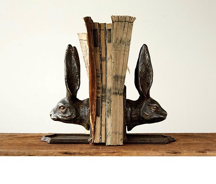 Cast Iron Bookends