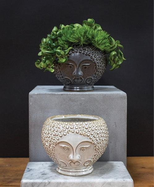 Queen Planter - Grey