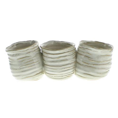 Bower Clustered Ceramic Vase