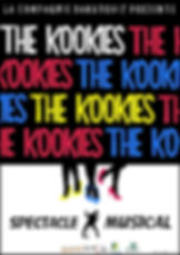 The Kookies, burlesque fifties, Dakatchiz