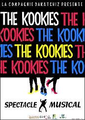 The Kookies, burlesque fifties, Dakatchiz