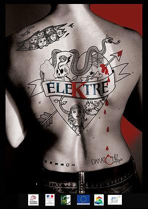 EleKtre, satire burlesque, Dakatchiz