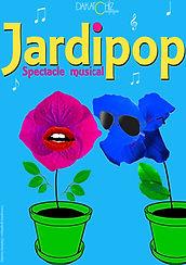 Jardipop, spectacle musical décalé, Dakatchiz
