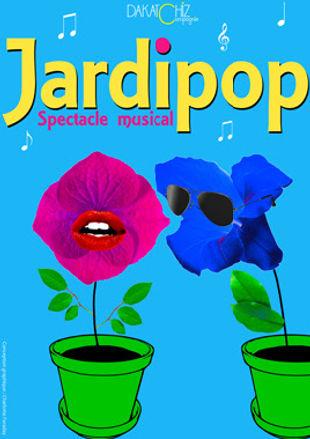 Deux fleurs rigolotes et colorées chantent