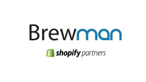 BrewMan integrates with Shopify