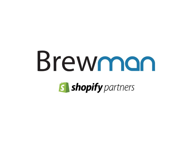 BrewMan software integrates with shopify